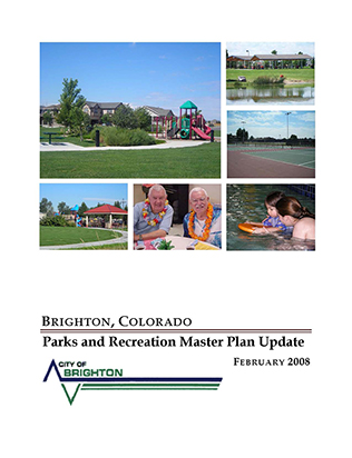 Parks and Rec Master Plan Update