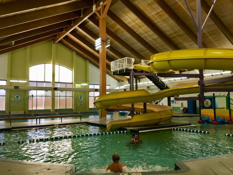 BRC Leisure Pool