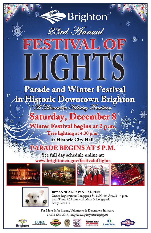Festival Of Lights Brighton Colorado