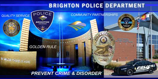 Police Department | Brighton Colorado