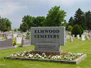 Elmwood sign
