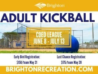 2021 Coed Kickball NEWSFLASH