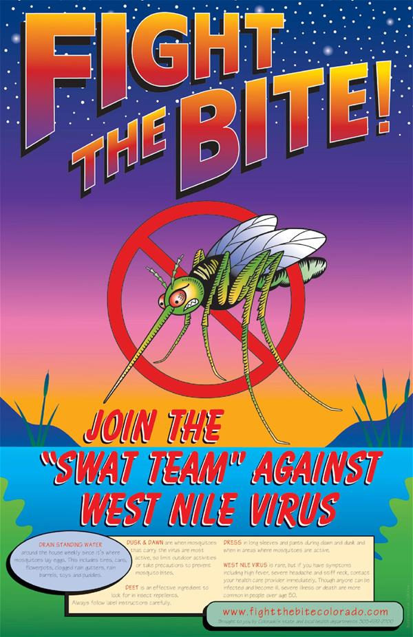 fight the bite poster