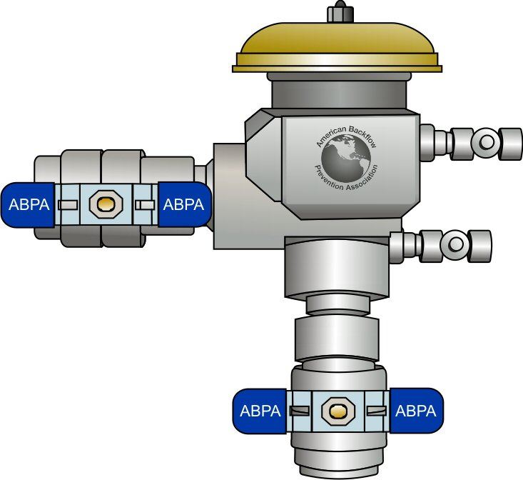 Pressure Vacuum Breaker Assembly